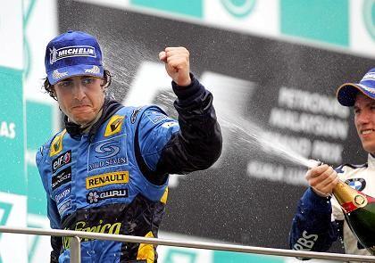 Malaysia-Sieger Alonso: Extremer Wassermangel