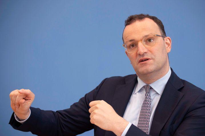 Jens Spahn plant neue Coronamaßnahmen für den Herbst