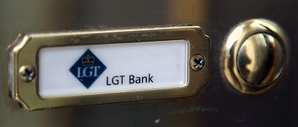 German investigators have their hands on LGT Bank data that may implicate hundreds of wealthy Germans of being involved in tax evasion.