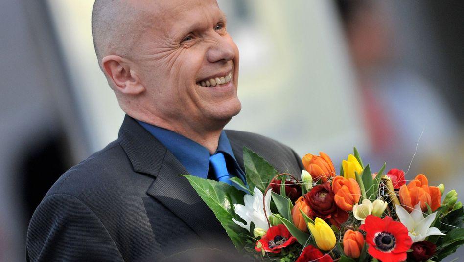 Georg Klein freut sich über den Leipziger Buchpreis: Surreale Horrorshow