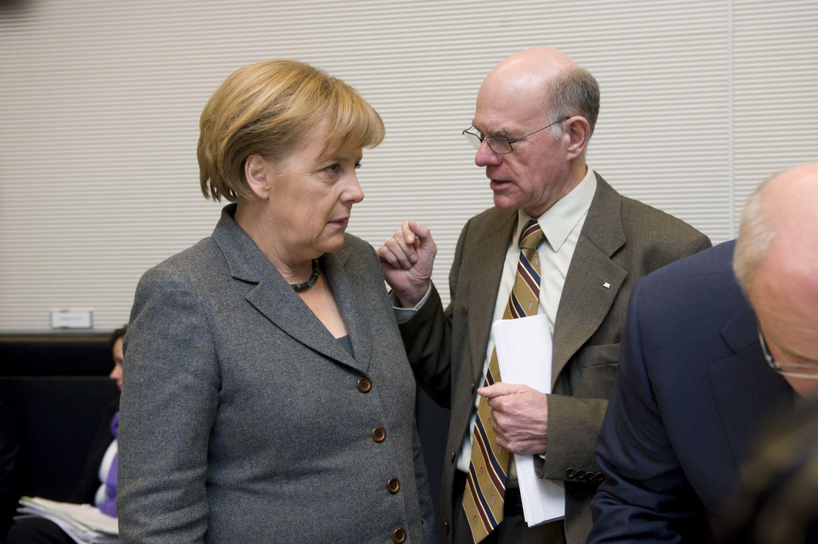 Lammert / Merkel