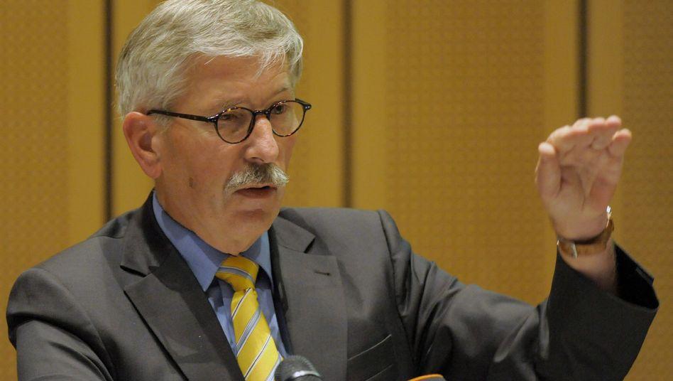 """Bundesbankvorstand Sarrazin: """"Eltern müssen zitiert werden"""""""