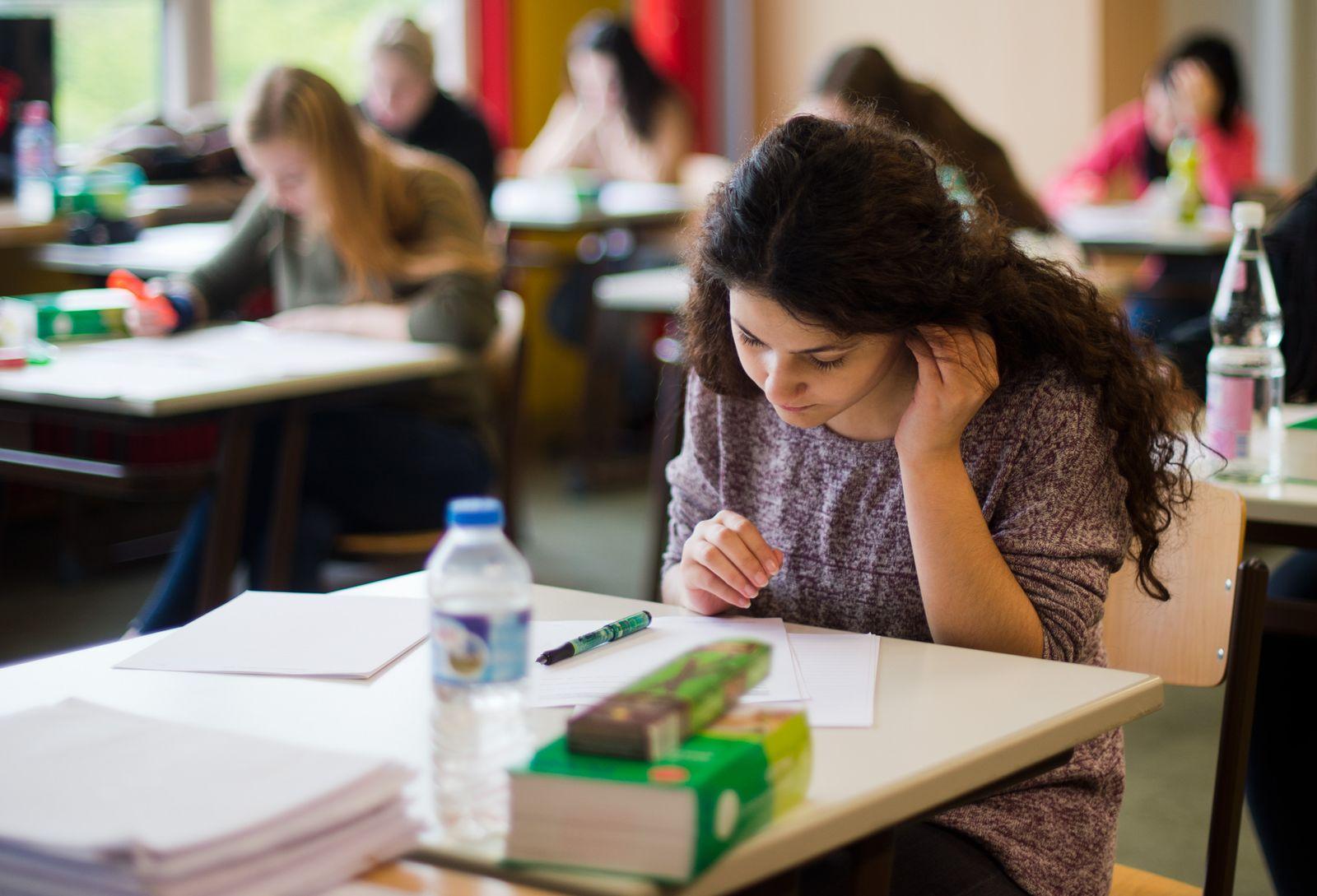 Abitur/ Gymnasium