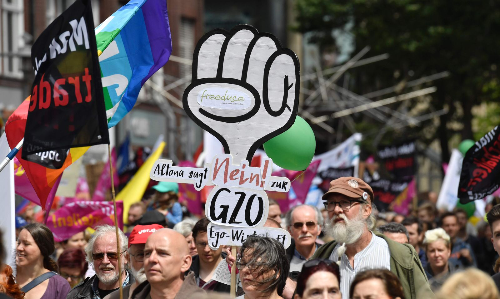 G20 Demonstration