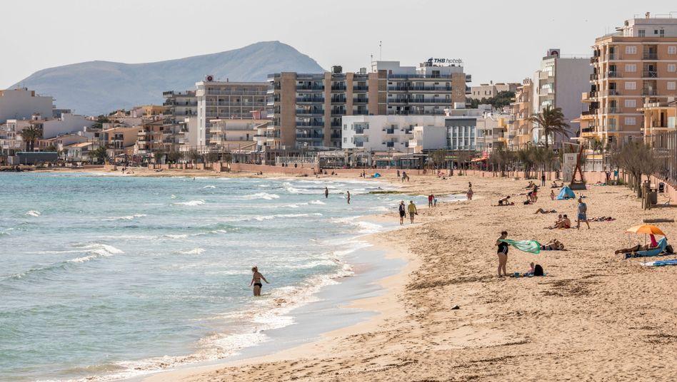 Bislang war für die Einreise nach Spanien ein PCR-Test notwendig – ab Montag fällt diese Regelung weg