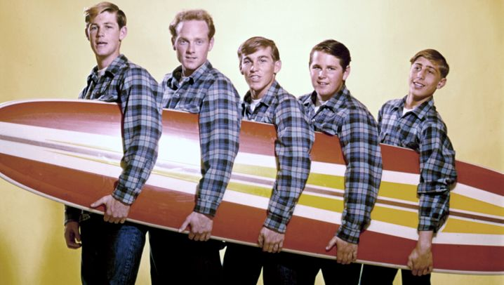 Beach Boys: Die Könige des Surf-Sounds
