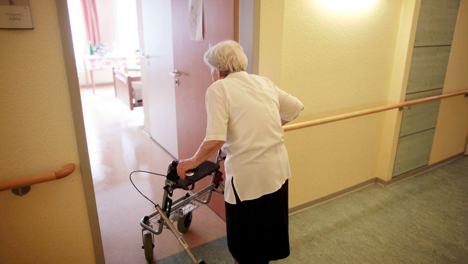 Pflegeheim (Symbolbild)
