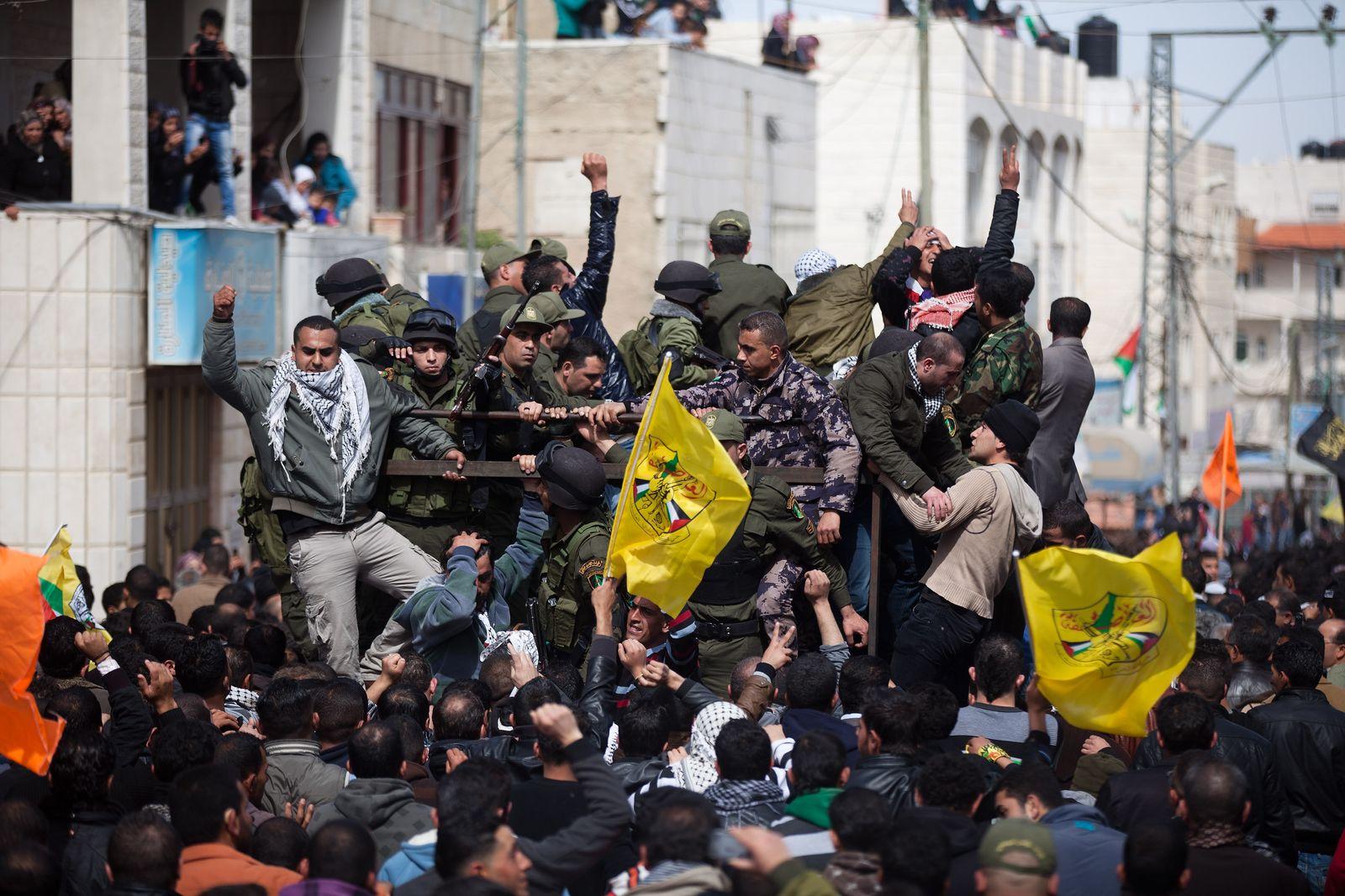 Palestinenser / West Bank