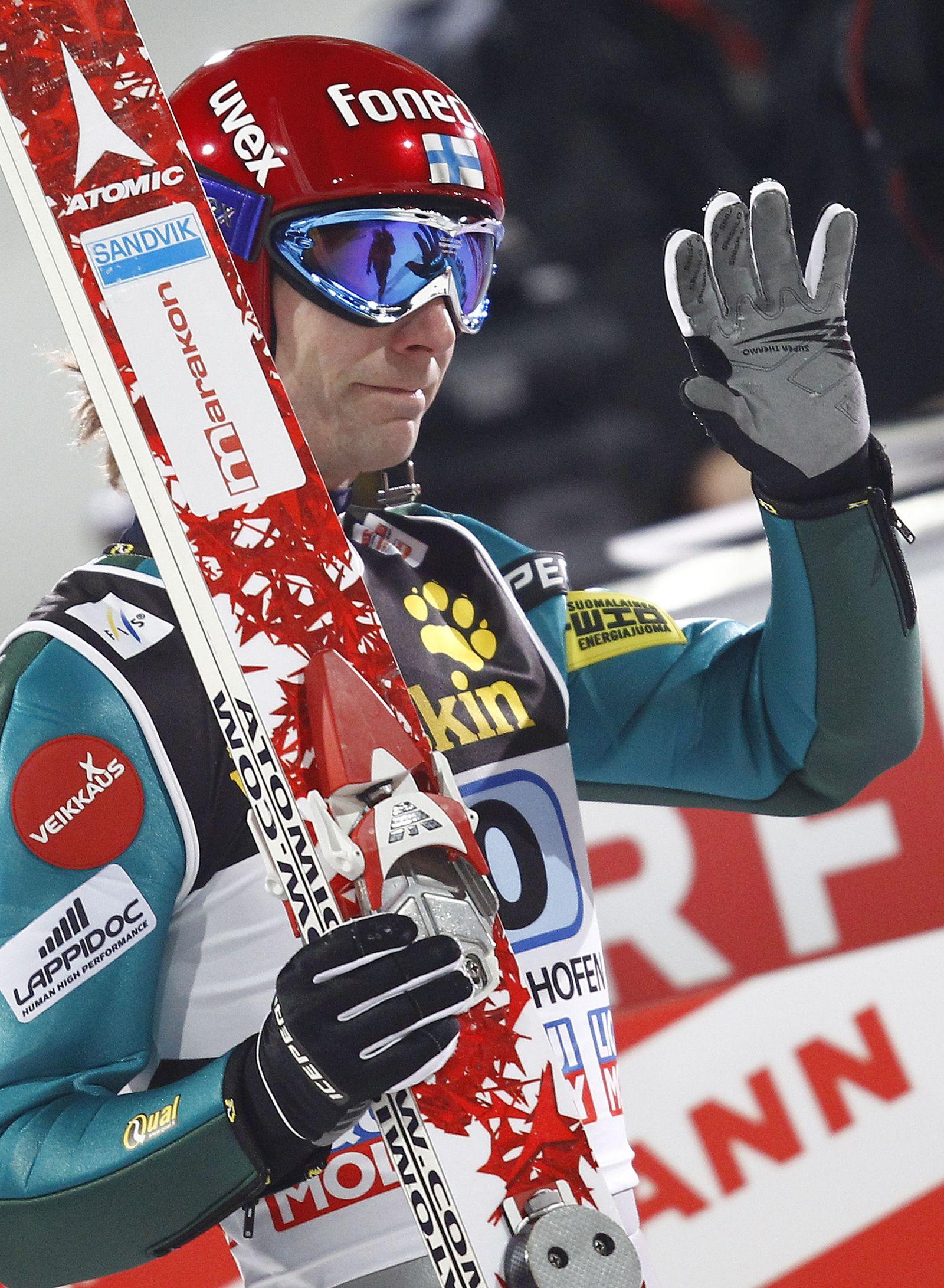 Skispringer / Finnland / Janne Ahonen