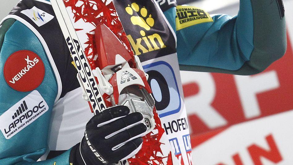 """Skispringer Janne Ahonen: """"Ich bin vollkommen fit"""""""