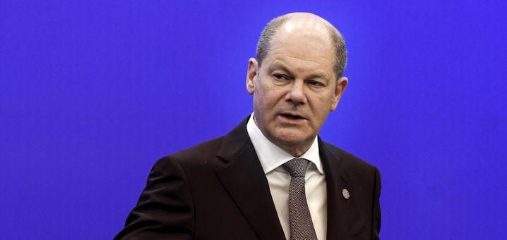 Olaf Scholz, SPD