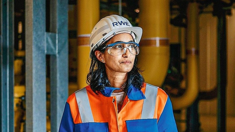 RWE-Managerin Sury: »Das Revier kann zum Gewinner werden«