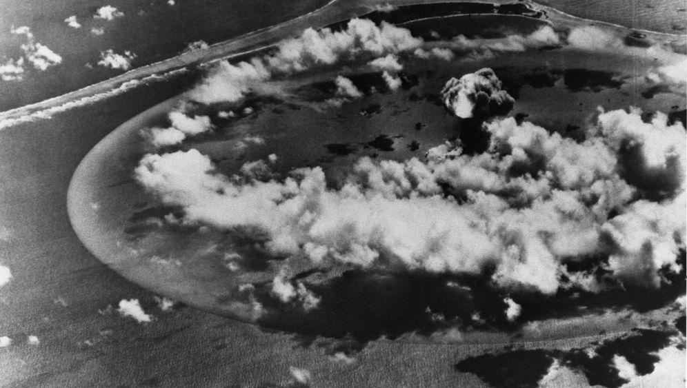 Mekkas der Moderne - Atomtestinseln Bikini-Atoll: Verbrannt von tausend Sonnen