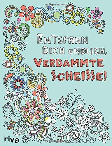 Shoppingliste_Geschenke Bekannte_Fluchmalbuch