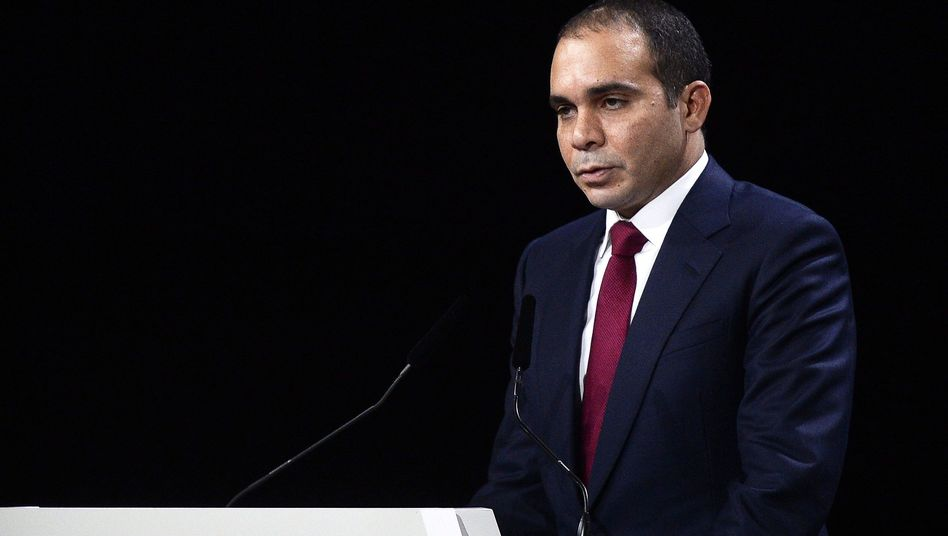 Präsidentschaftskandidat Prinz Ali: Wollte eine gläserne Abstimmung