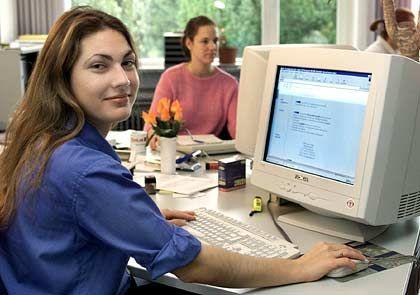 Programmiererin: Sogar Gehaltsvorsprung für Frauen