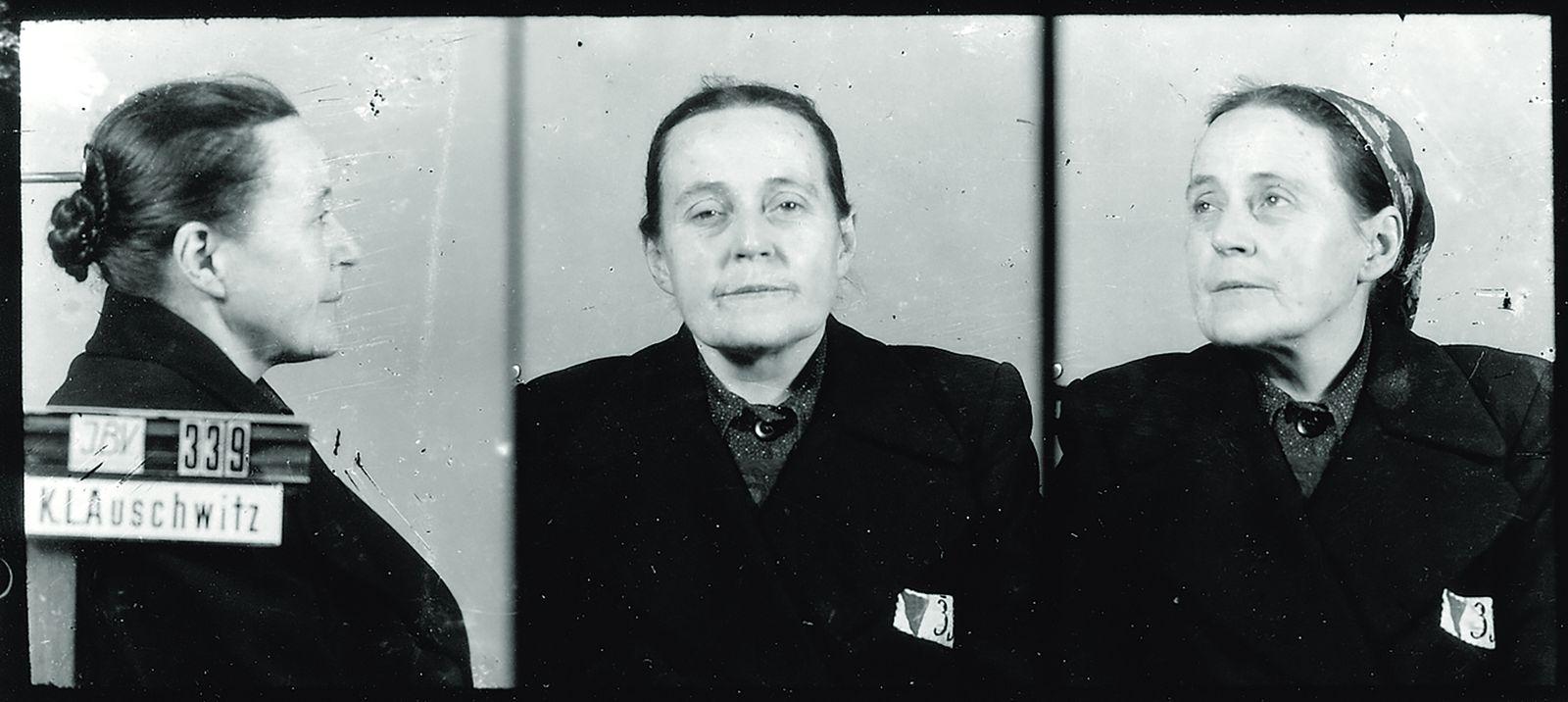 Schweizer KZ-Häftlinge - Kuebler