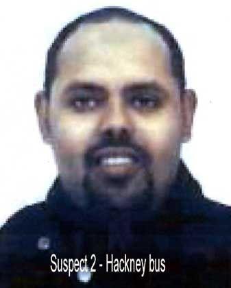 Einer der mutmaßlichen London-Attentäter vom 21. Juli: Parallele Modelle