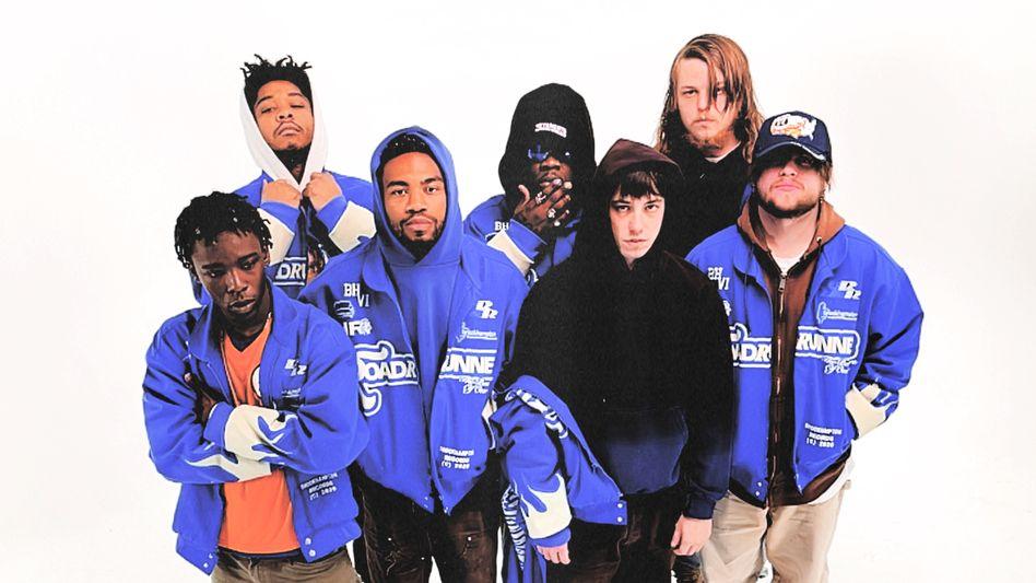 Hip-Hop-Kollektiv Brockhampton