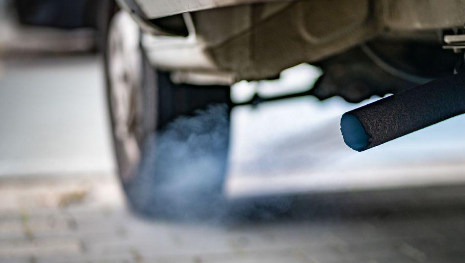 Luftverschmutzung (Symbolbild)