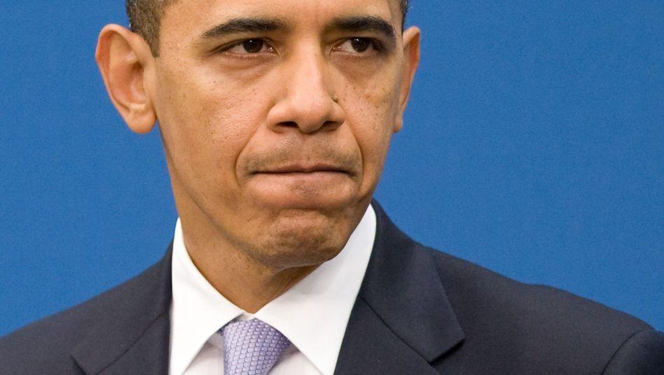"""US-Präsident Barack Obama: """"Nicht angetreten, um einem Haufen Bonzen zu helfen"""""""
