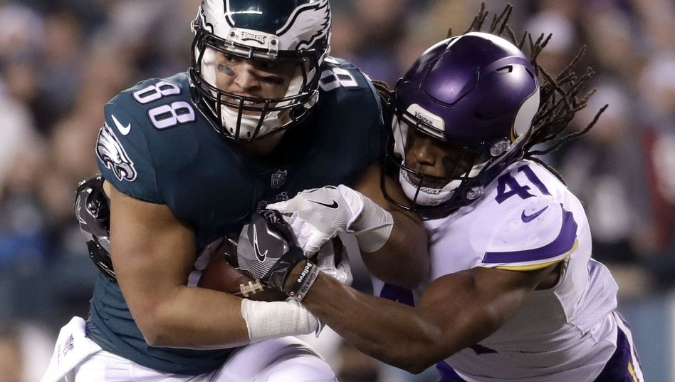 Philadelphia Eagles vs. Minnesota Vikings