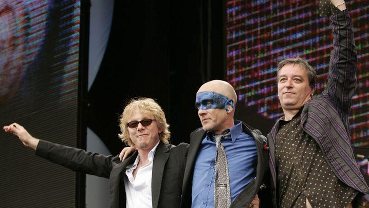Ende einer Rocklegende: R.E.M. machen Feierabend