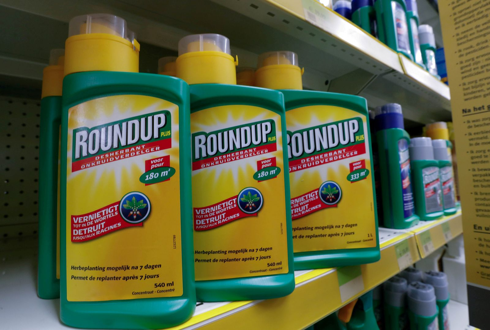 BAYER-GLYPHOSATE/LAWSUITS