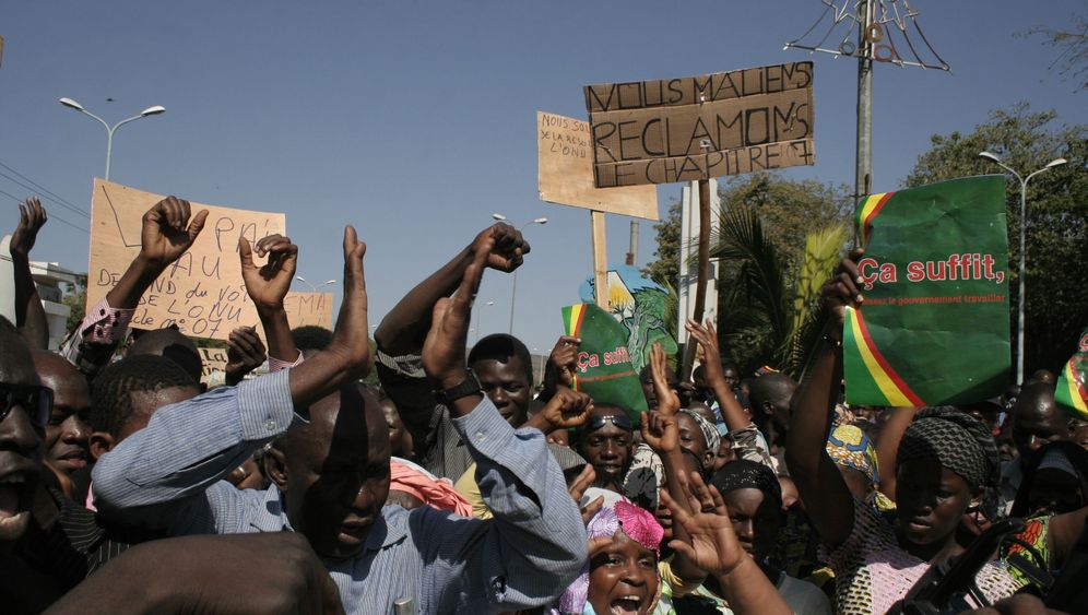 Photo Gallery: The Deepening Chaos in Mali