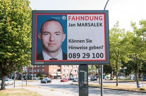 Fahndungsaufruf nach Ex-Vorstand Jan Marsalek (in Hamburg)