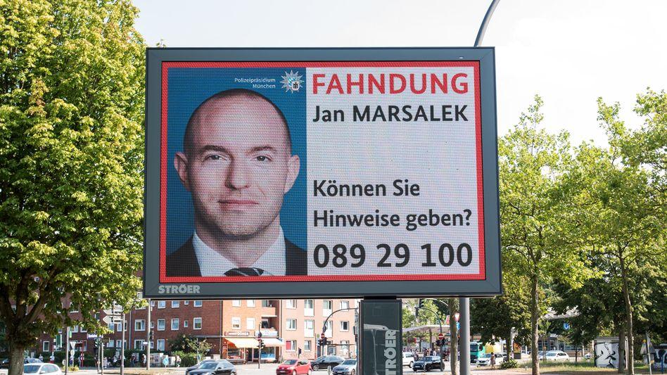 Fahndungsaufruf nach Jan Marsalek in Hamburg