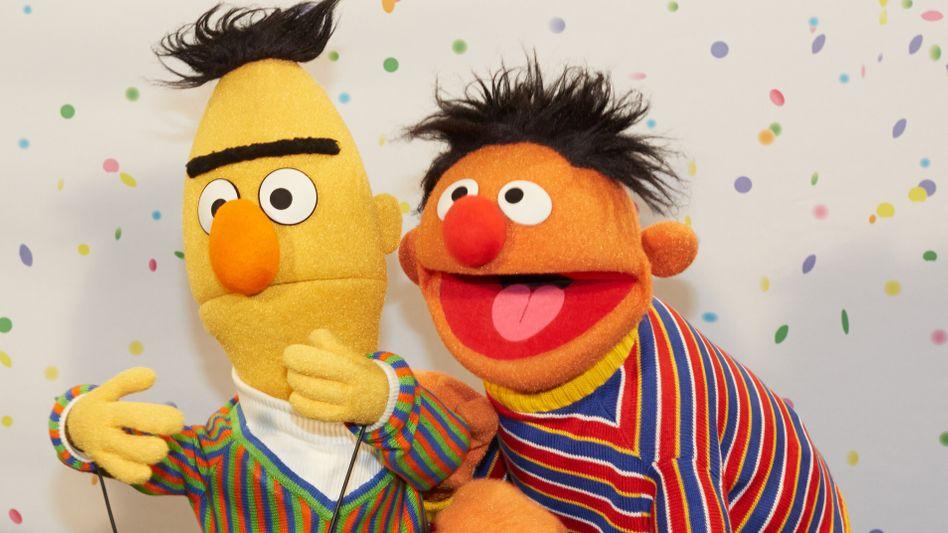 Bert und Ernie