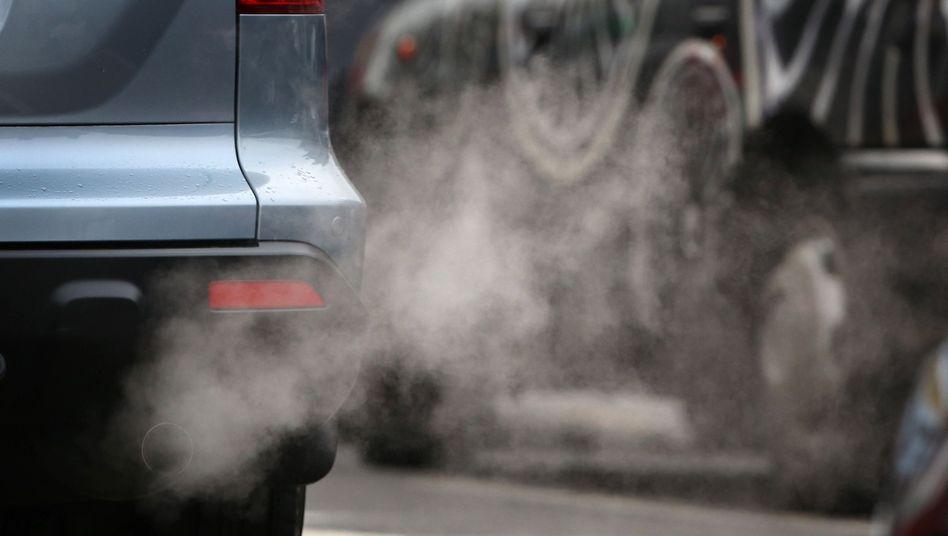 Stickoxidbelastung: Umweltbundesamt will alte Diesel aus Städten verbannen