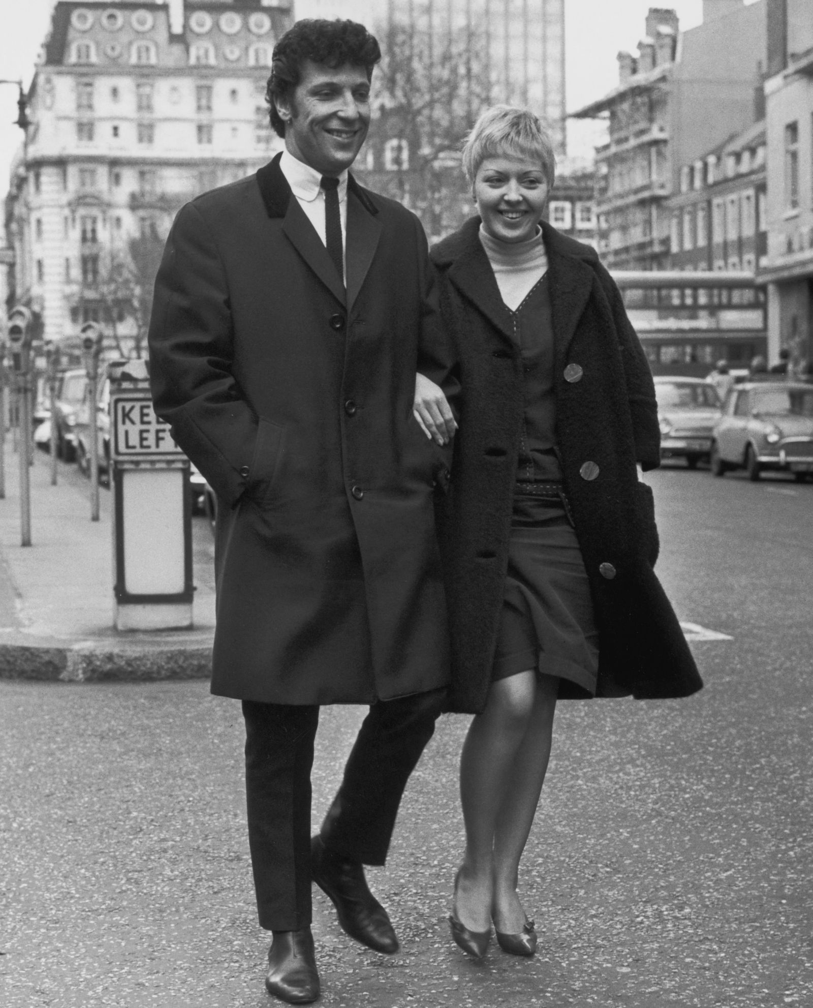 Tom Jones And Wife