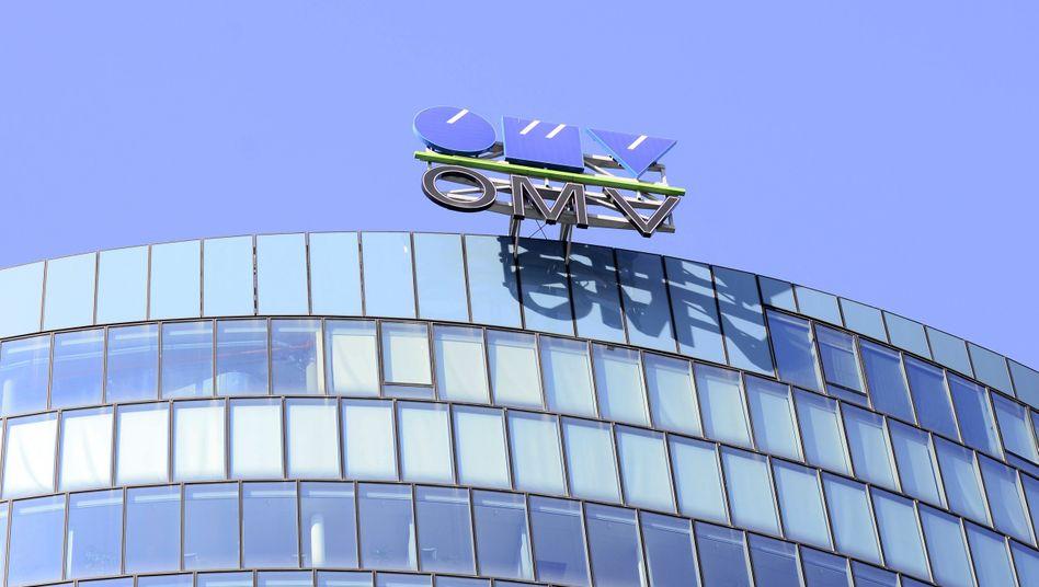 OMV-Zentrale in Wien
