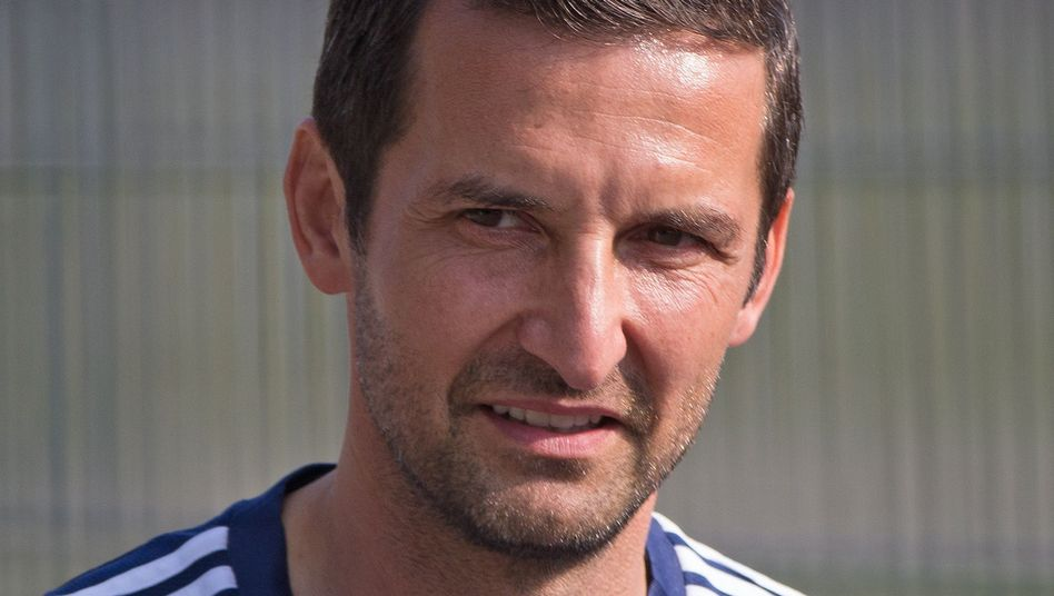Trainer Zinnbauer: Nachfolger von Slomka beim HSV