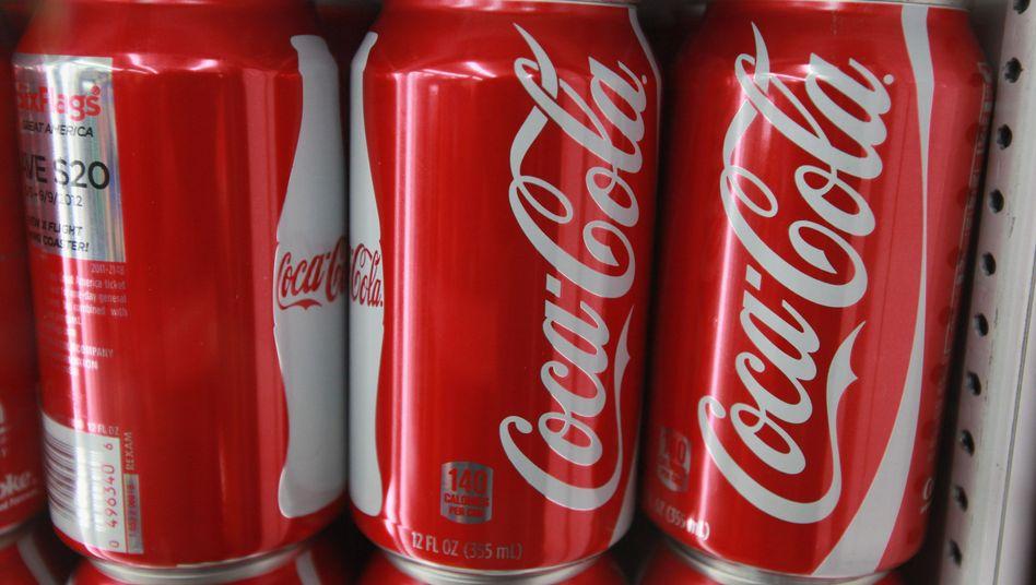 Cola: Bis zu 30 Dosen täglich