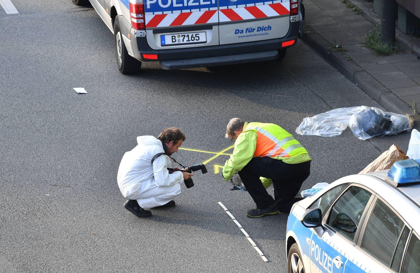 Unfälle auf Berliner Stadtautobahn - Ermittlungen