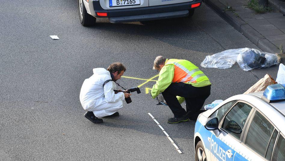 Einsatz auf der Stadtautobahn in Berlin: Ermittlungen gegen 30-Jährigen