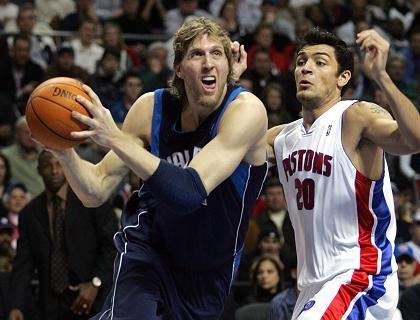 """Mavericks-Forward Nowitzki: """"Playoffs-Atmosphäre"""""""