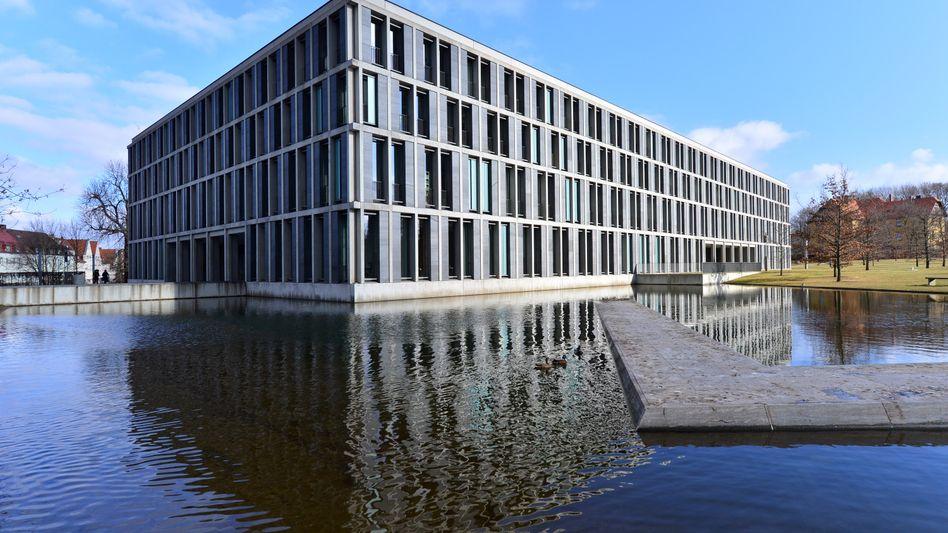 Bundesarbeitsgericht in Erfurt (Thüringen)