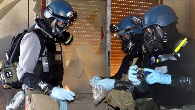 Uno-Kontrolleure in Syrien: Auf der Spur von Assads Giftgas