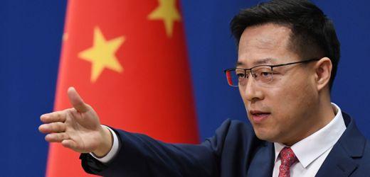 China gegen USA: Peking droht mit Ausweisung weiterer US-Journalisten