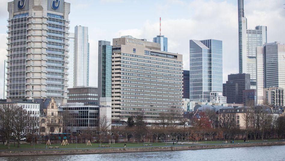 Hotel in Frankfurt am Main (Mitte): Frauenleiche in Zimmer gefunden