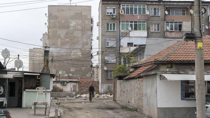 Wohnblocks in Plowdiw: »Die Skepsis gegenüber Behörden ist groß«