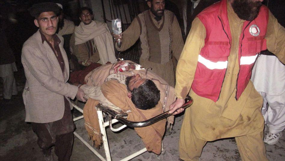 Dutzende Tote bei Anschlagserie: Terrorwelle erschüttert Pakistan