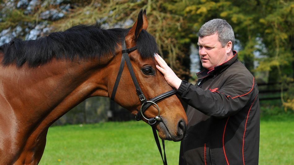 Gordon Elliott gehört ein Hof mit über 100 Pferden (Archivbild)