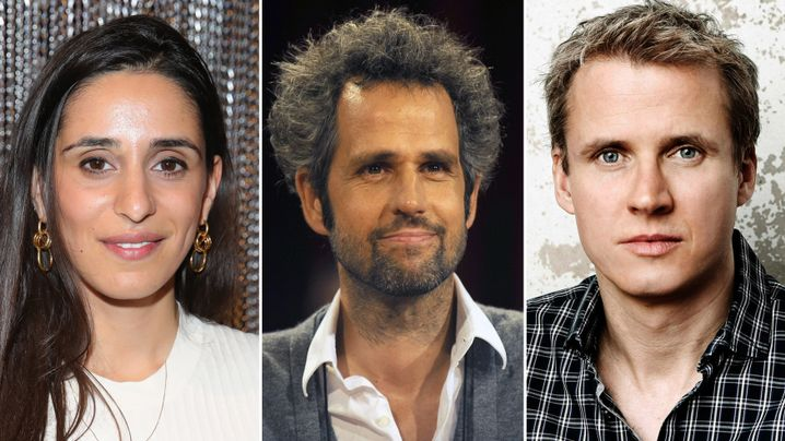 Maryam Zaree, Christoph Schlingensief, Falk Richter
