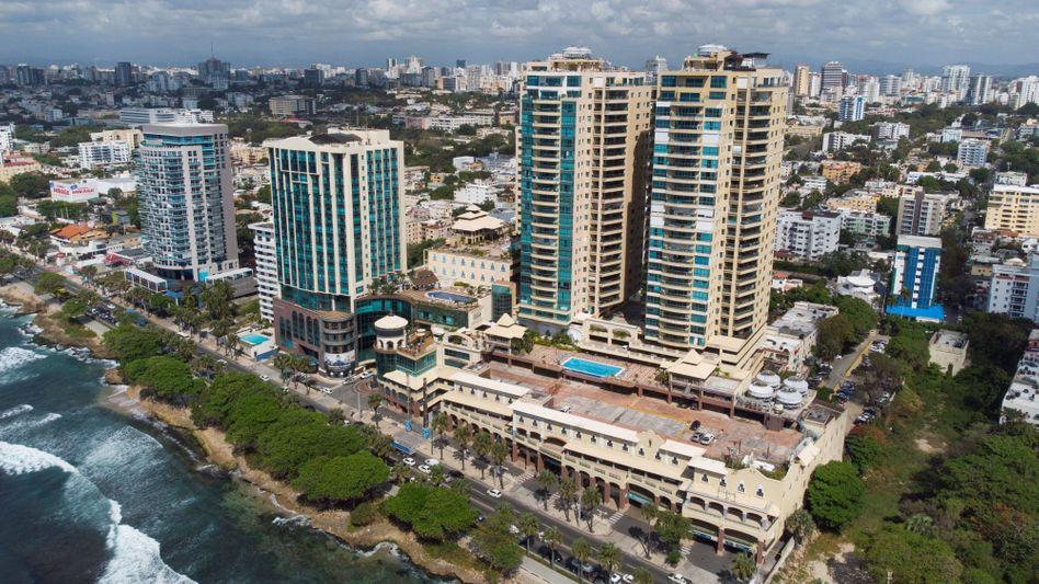 Malecon Center in Santo Domingo, Hauptstadt der Dominikanischen Republik (Symbolbild)