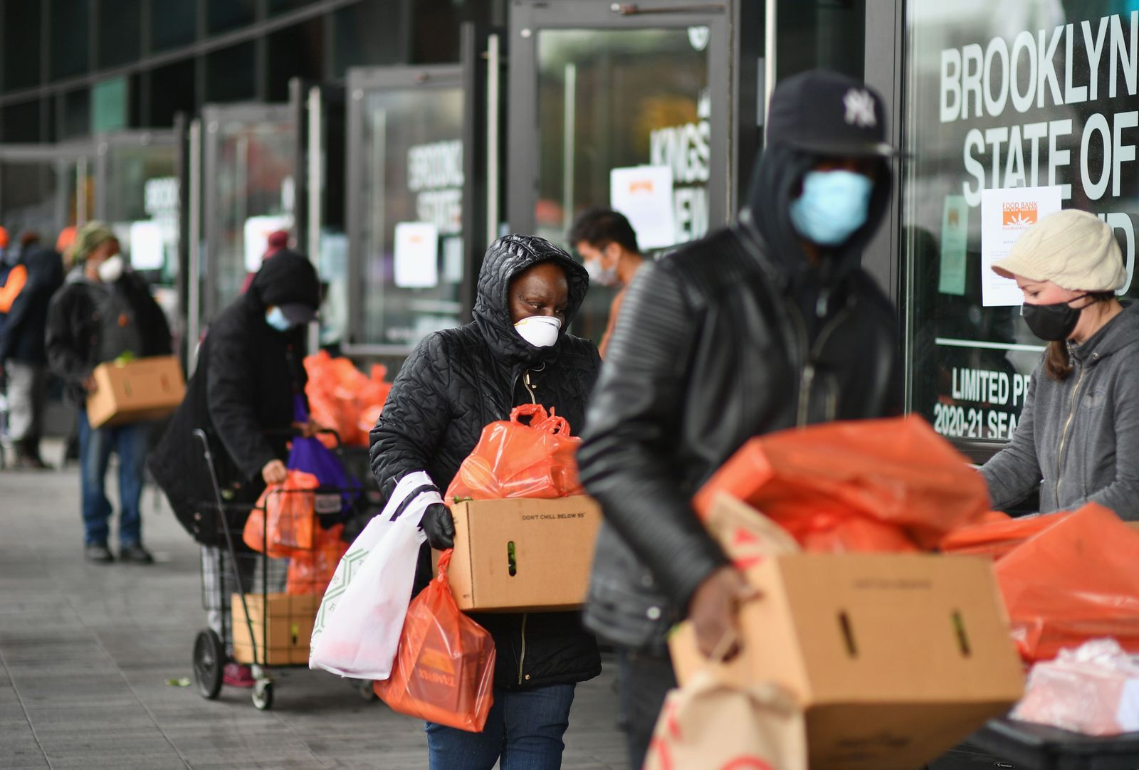 Coronavirus Pandemic Causes Climate Of Anxiety